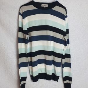 🍒3/$25🍒Le Chateau Striped Crewneck Sweater